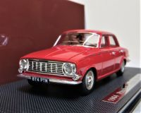 1964 VAUXHALL VICTOR FB SUPER, CARNIVAL RED. LIMITED EDITION: 125.