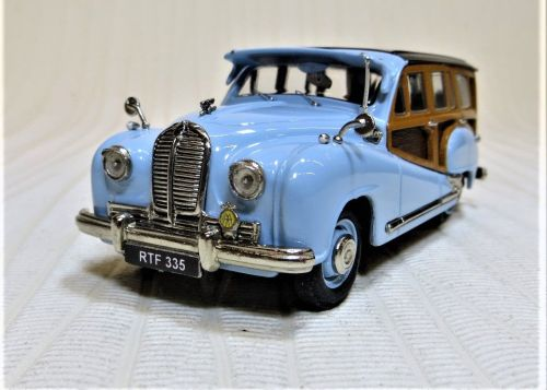 1950-54 AUSTIN A70 HEREFORD WOODY COUNTRYMAN, BLUE ***LAST ONE***LAST ONE**