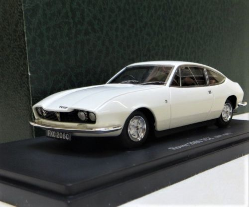 1967 ROVER P6 2000 TCZ CONCEPT MODEL STYLED BY ZAGATO FOR THE 1967 GENEVA M