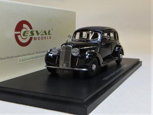 1936 HUMBER SUPER SNIPE 6-LIGHT SALOON. LTD: 500 ***ARRIVAL IMMINENT***ARRI