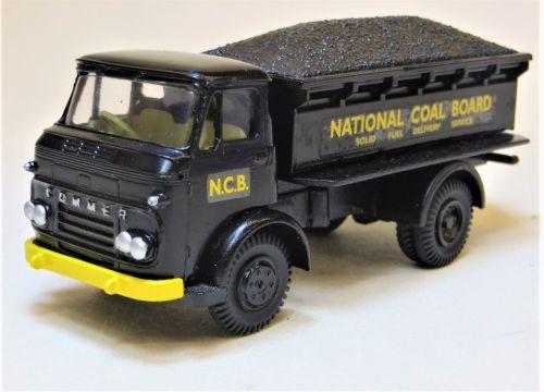 COMMER MAXILOAD COAL & COKE HOPPER. NATIONAL COAL BOARD
