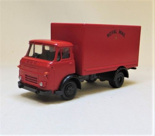 PRO 277: 1967 KARRIER GAMECOCK 7-TON ROYAL MAIL LORRY.