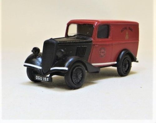 PRO 354: 1940 FORD Y-TYPE, ROYAL MAIL, WORLD WAR II LIVERY.