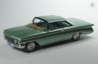 GC 021B: 1960 OLDSMOBILE, FERN MIST POLY. BOUND TO SELL OUT - PRE-ORDER NOW!