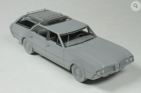GC 040: 1969 OLDSMOBILE VISTA CRUISER BOUND TO SELL OUT - PRE-ORDER NOW!