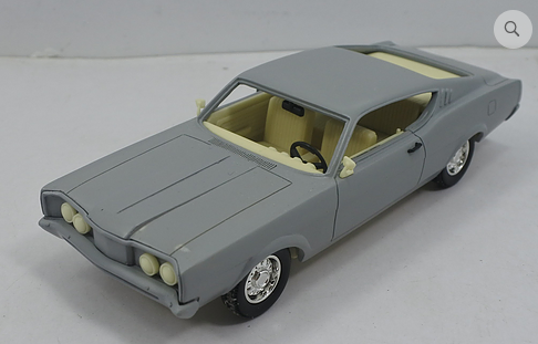 GC 031: 1969 MERCURY CYCLONE. BOUND TO SELL OUT - PRE-ORDER NOW!
