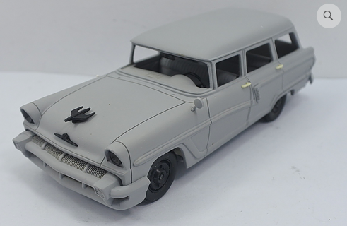 GC 012A: 1956 MERCURY MONARCHSTATION WAGON. BOUND TO SELL OUT - PRE-ORDER N