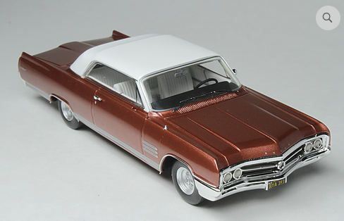 GC 028A: 1964 BUICK WILDCAT, CORAL MIST IRIDESCENT.  BOUND TO SELL OUT - PR
