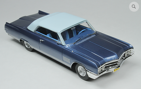 GC 028B: 1964 BUICK WILDCAT, DIPLOMAT BLUE.  BOUND TO SELL OUT - PRE-ORDER