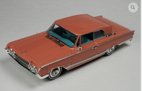 GC 024A: 1964 MERCURY PARK LANE, BITTERSWEET . BOUND TO SELL OUT - PRE-ORDER NOW!