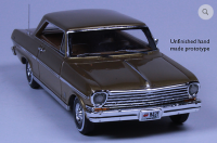 GC 018B: 1963 CHEVROLET NOVA, SADDLE TAN POLY. BOUND TO SELL OUT - PRE-ORDER NOW!