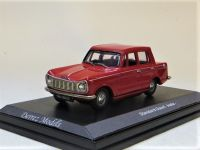 STANDARD (TRIUMPH) GAZEL (4-DOOR HERALD) INDIA. SCALE 1:43. RED.