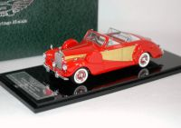 BHM BRITANNIA BC 52: 1954 ROLLS-ROYCE SILVER WRAITH OPEN CABRIOLET. 1:43 BRAND NEW ***SOLD|***SOLD***