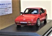 1989 GINETTA G32  SPORTS COUPE, RED. LTD: 100.