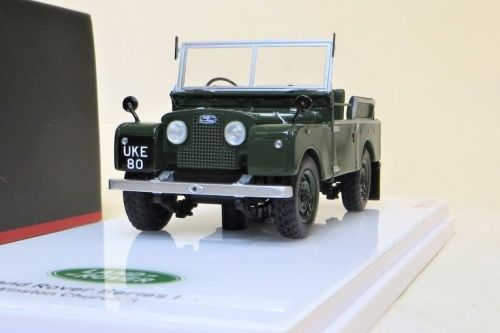 1954 LAND ROVER SERIES 1, 'UKE 80', WINSTON CHURCHILL. DUE IN - PRE ORDER N
