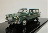 MC 06a, 1966 SINGER VOGUE ESTATE, APPLE WHITE OVER DARK OLIVE GREEN. SCALE 1:43.