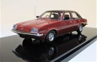 EXC 1: 1980 VAUXHALL CAVALIER MK 1, 2000GLS, REGENCY RED WITH A RED INTERIOR.