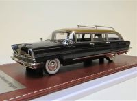1956 LINCOLN PIONEER STATION WAGON, COPPER OVER BLACK. LTD: 150
