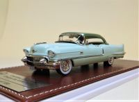 1956 CADILLAC SERIES 62 SEDAN DEVILLE, PRINCESS/DUCHESS GREEN. LTD: 150.