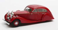 1936 BENTLEY 4.5 GURNEY NUTTING, RED. LTD: 408. SCALE 1:43.