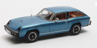 1975-76 JENSEN GT, METALLIC BLUE. LTD: 408. SCALE 1:43.