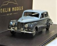 LDM 119A 1960 ARMSTRONG-SIDDELEY STAR SAPPHIRE, GREY OVER GREY. SCALE 1:43.