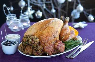 Quality free range turkeys Deposit