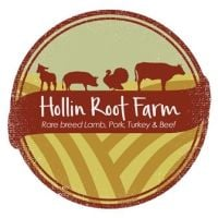 1 x Hollin Root Farm Chipolatas