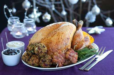 Roast Turkey 6