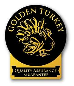 Golden Turkey Image Option 2