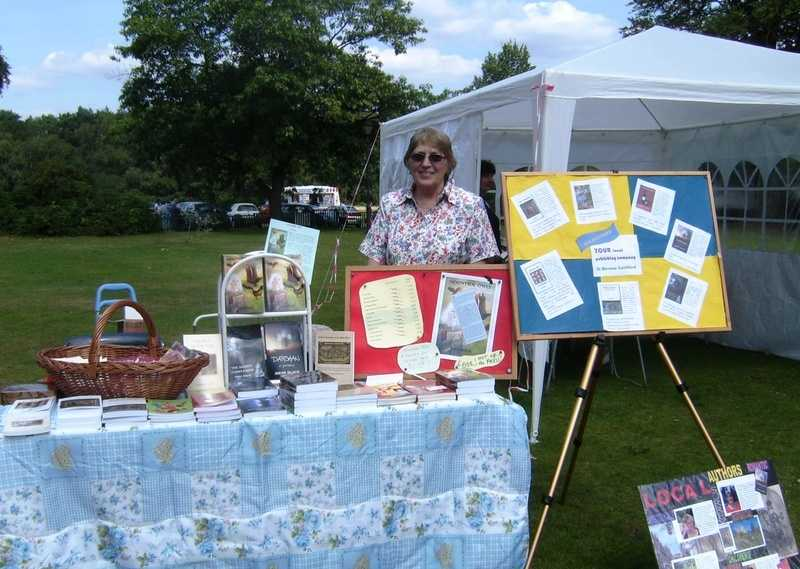 Pirbright Flower Show