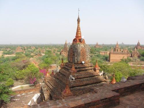 IMG_1550Dhammayazika Pagoda