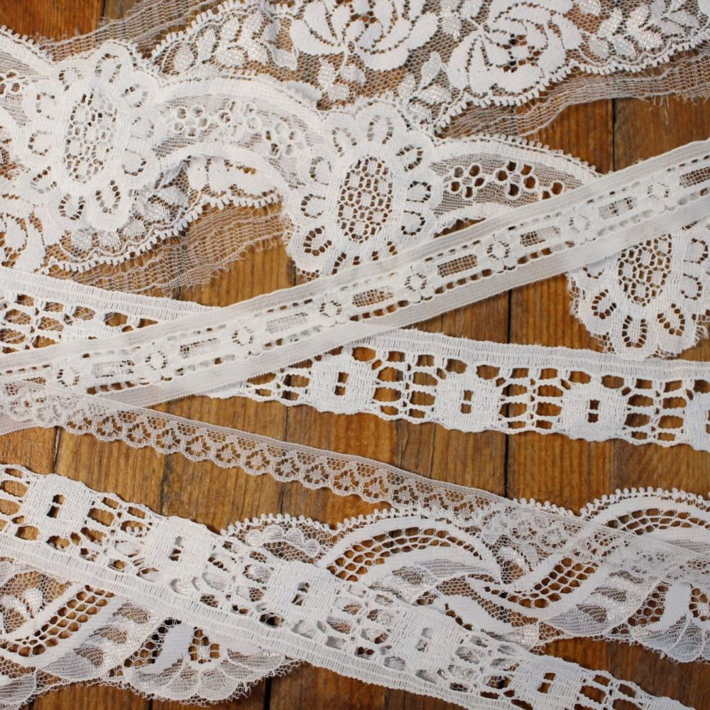 White Lace Collection White