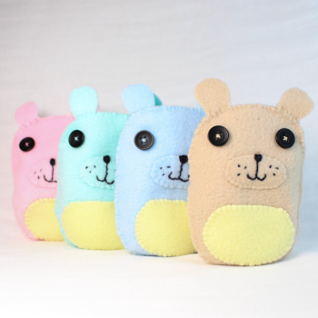 Pocket Buddy Pattern and Instructions - Printed for you