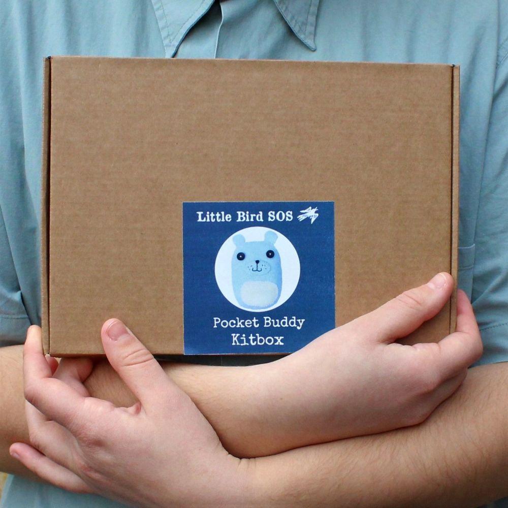 Pocket Buddy Kitbox Beige