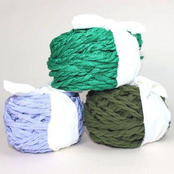 Recycled T-Shirt Yarn