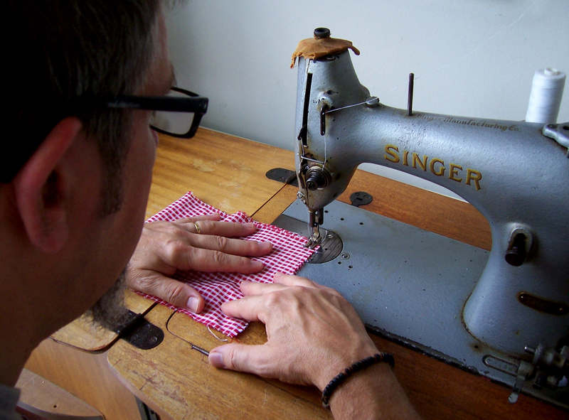 Dave Sewing