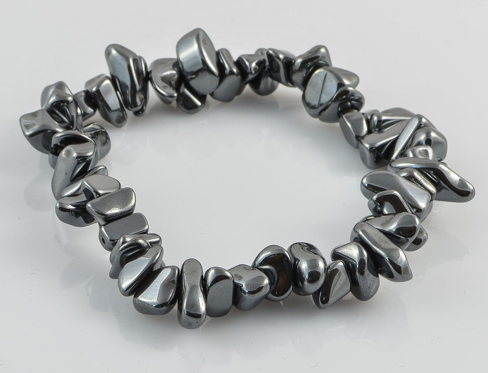 Charmed Hematite Protection Bracelet - price includes postage