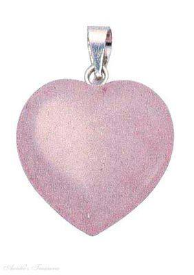 Find my true  soul mate rose quartz  loveheart charmed amulet