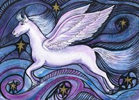 Pegasus - Art print