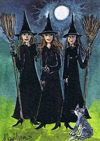 Which Witch is which? - Art print