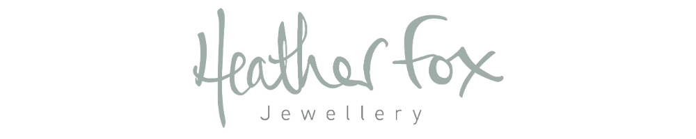 Heather Fox Jewellery, site logo.
