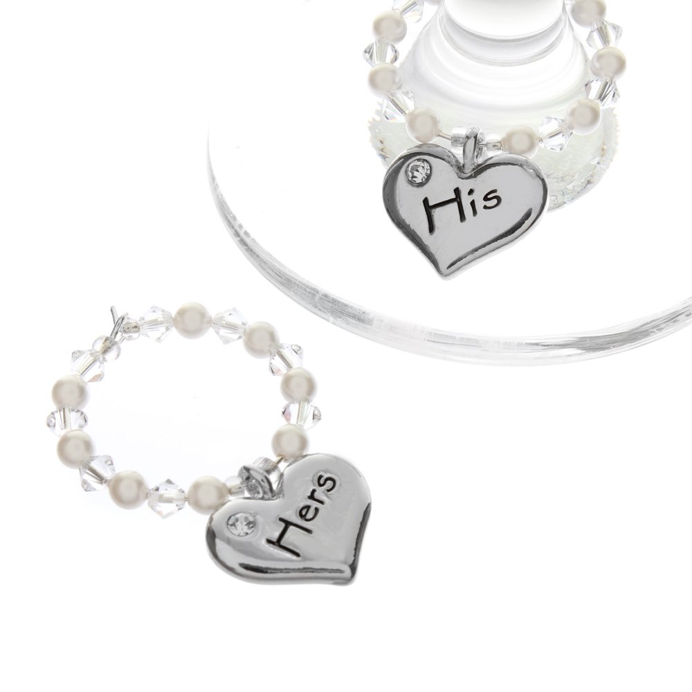 His & Hers Duo Charms