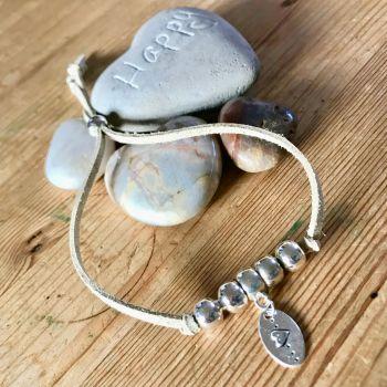 Oval Heart 'Daisy' Bracelet