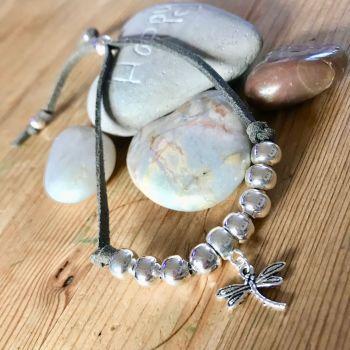Dragonfly 'Sunshine' Bracelet