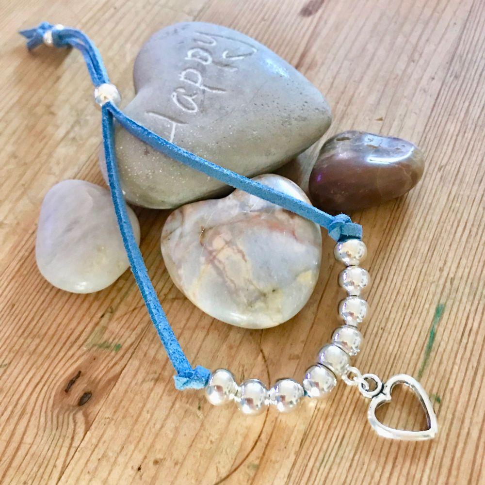 Heart 'Sunshine' Bracelet