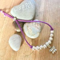 Butterfly 'Sunshine' Bracelet