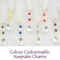 Colour Customisable Keepsake Charms