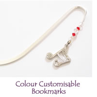 Colour Customisable Bookmarks