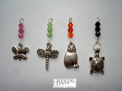 All Creatures Great & Small Mobile Charm